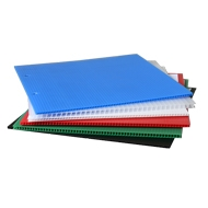 Card board plastic