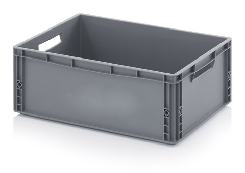 Euro containers closed surface stackable containers for Surface container