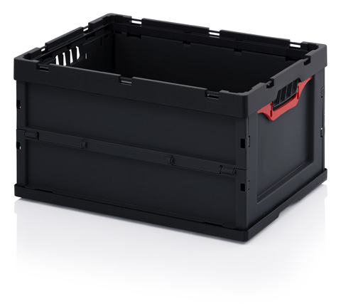 Esd Collapsible Containers Esd Containers And Klt Boxes