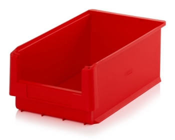 Storage boxes with open front  sc 1 st  Plastic boxes Foldable crate Packaging & Rack and flow material boxes | Rack and storage boxes